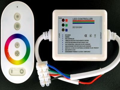 контроллеры для светодиодной ленты