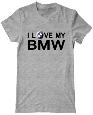 майки с автомобилями Bmw