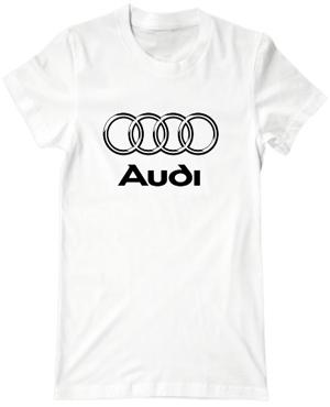 майки с автомобилями Audi