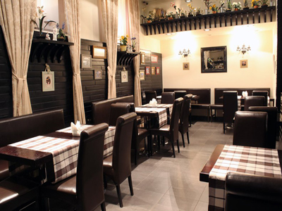 ресторан Dolce в Харькове