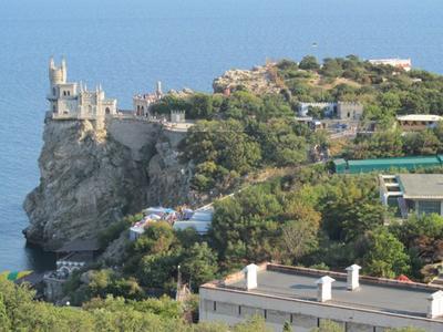 пансионаты в Крыму