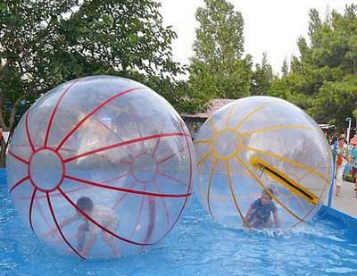 недорогие качественные водные шары