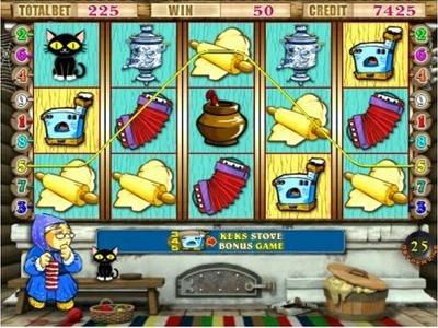 бесплатные игровые автоматы слот Кекс