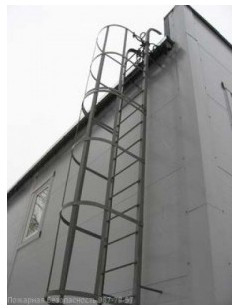 испытание противопожарных лестниц