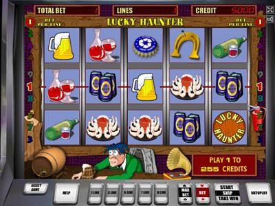 бесплатный игрoвой aвтoмaт слот Lucky Haunter