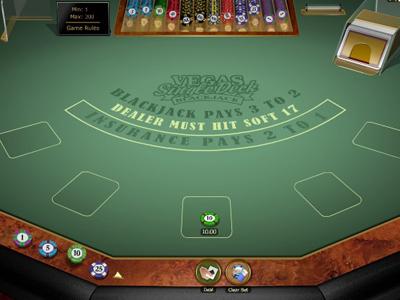 Vegas Single Deck Blackjack Gold игровые автоматы бесплатно в онлайн казино