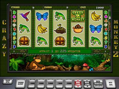 crazy monkey 2 игровые автоматы онлайн играть бесплатно в казино