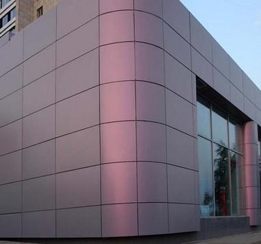 алюминиевые композитные панели Алюкобонд