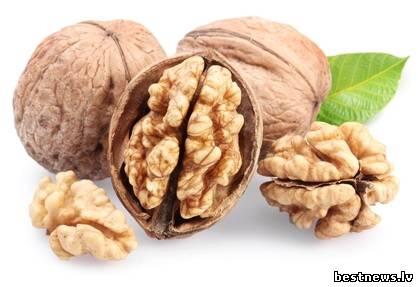 Фото: чем полезны грецкие орехи?