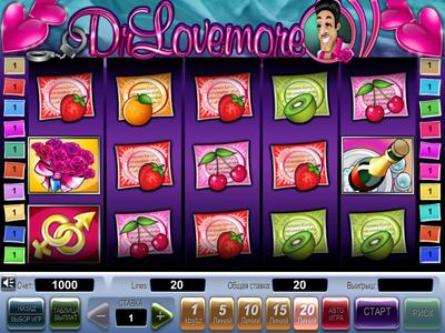 Играть в игровой автомат Dr Lovemore онлайн бесплатно в казино Geiminator-slots.com