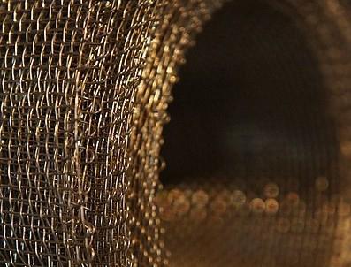бронзовая сетка