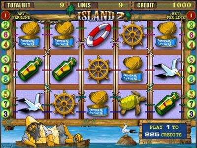 игровой автомат Island 2 Остров 2