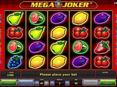 Бесплатные игровые автоматы в онлайн казино Vulkanstavka24.com Mega Joker
