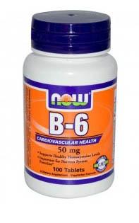 Витамин В6 в таблетках