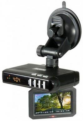 Радар-детекторы с видеорегистратором