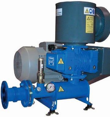насосный агрегат вакуумного типа