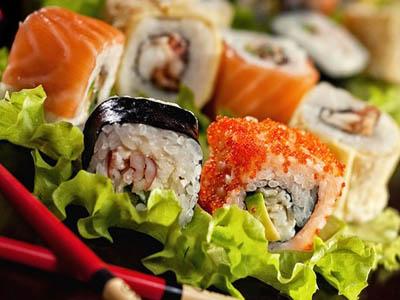 доставка суши в Нижнем