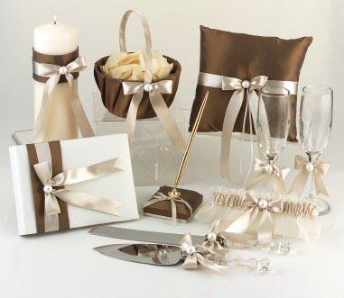 аксессуары для свадьбы купить