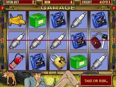 Garage игровые автоматы онлайн бесплатно и без регистрации в казино
