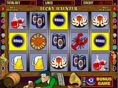 Lucky Haunter игровые автоматы бесплатно и без регистрации
