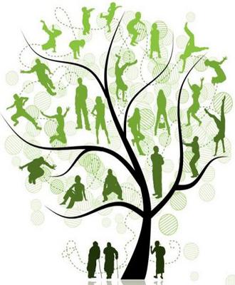 построение генеалогического древа