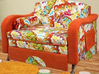 мягкая мебель детское кресло