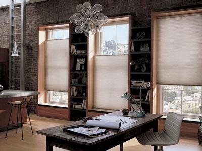 жалюзи-плиссе, рулонные шторы на пластиковые окна