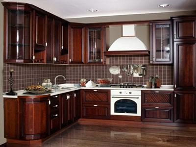кухни из дерева в Краснодаре