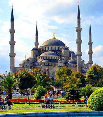 Туры по Турции