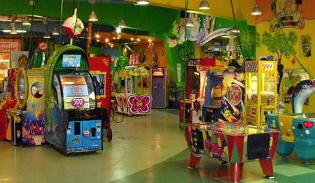 детские игровые аппараты