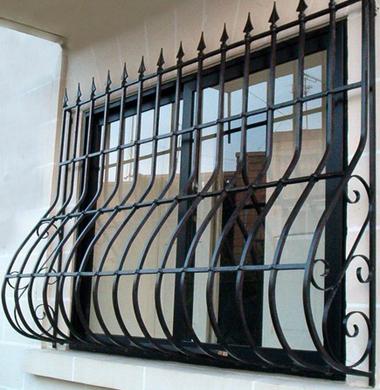 каталог железных решеток на окна