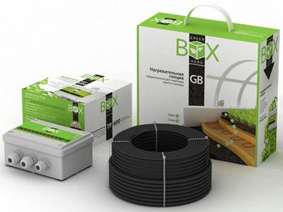 система подогрева грунта GreenBox Agro