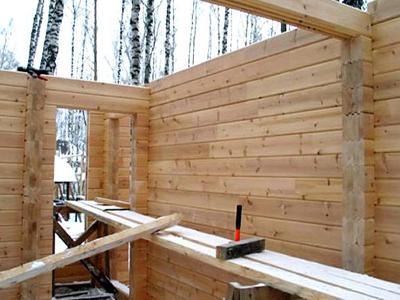 построить баню в Краснодаре