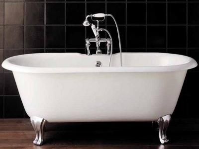 купить недорогую чугунную ванну