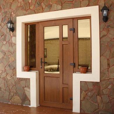 металопластиковые входные двери
