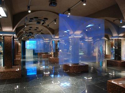 оформление музея