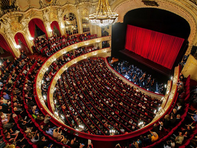 билеты на оперу в Москве
