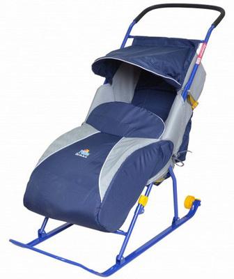 санки-коляска для малыша