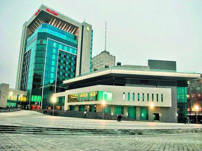 гранд-отель третьего тысячелетия Premier Palace Hotel Kharkiv