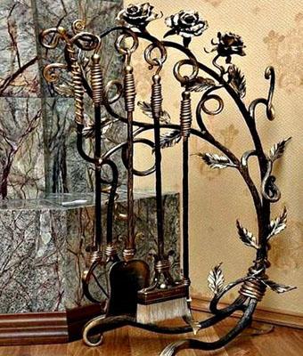 металлообработка: художественная ковка