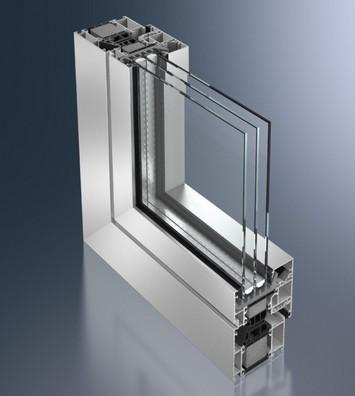 алюминиевые окна в Киеве