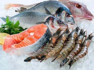 замороженные морепродукты оптом