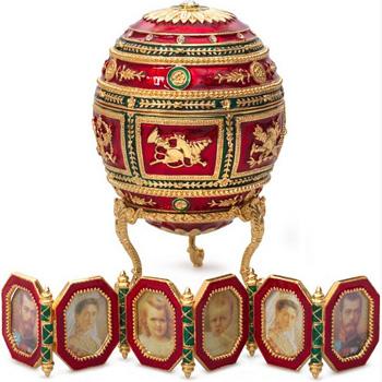 Яйцо Фаберже (Faberge Egg)