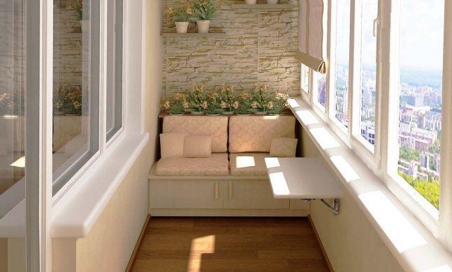 отделка балконов под ключ в Нижнем Новгороде