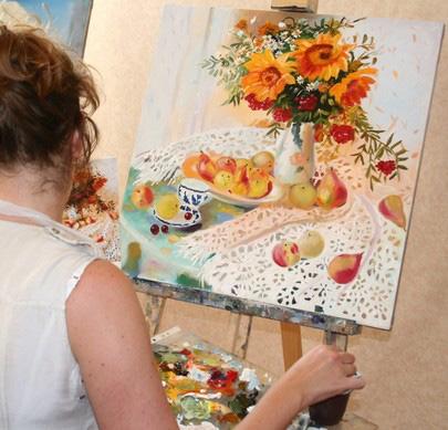школа рисования в Москве