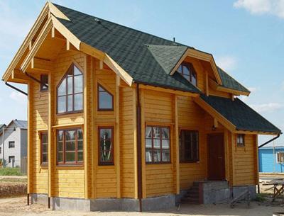 продажа домов из бруса недорого