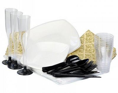 одноразовая посуда от производителя