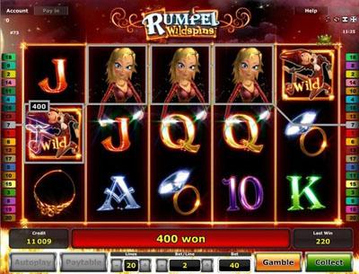 бесплатные игровые автоматы: Rumpel Wildspins