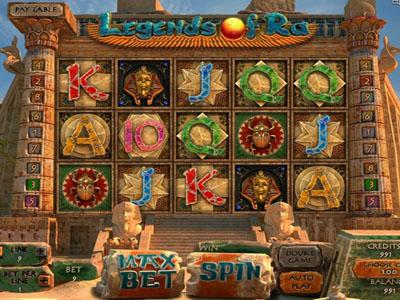 бесплатные игровые автоматы Legends of Ra Легенды Рa