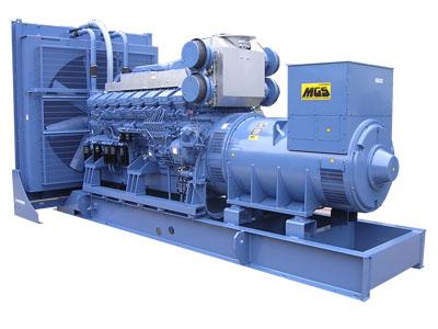 дизель-генераторы Mitsubish